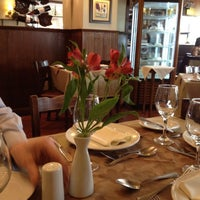 Photo taken at Restaurant O'Higgins by Patricia S. on 9/10/2012