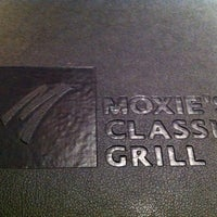 Photo taken at Moxie's Classic Grill by Regie B. on 9/25/2011