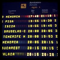 Photo taken at Aeroport de València (VLC) by Onpu T. on 8/16/2012