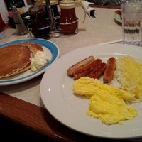 Photo taken at Perkins Restaurant & Bakery by Rob R. on 1/21/2012