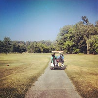 Photo taken at Moccasin Bend Golf Course by Ryne S. on 7/6/2012