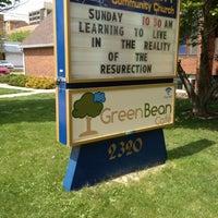 Photo taken at Green Bean Café by Tim B. on 4/25/2012
