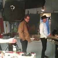 Photo taken at Polara Studio by Reggie W. on 12/21/2010