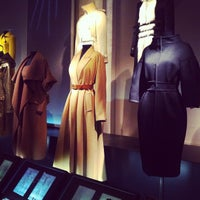 Photo taken at Max Mara Coats by Marie S. on 11/25/2011