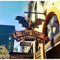 Photo taken at The Bat Bar by Bear E. on 11/16/2011