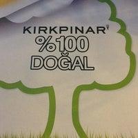 Photo taken at Edirne Kırkpınar Köftecisi by Pinar K. on 7/31/2012