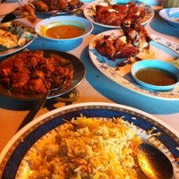 Photo taken at Pak Putra Tandoori & Naan Restaurant by Gilbert T. on 3/12/2012