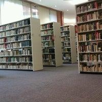 Photo taken at Biblioteca FXC by Juan G. on 8/6/2012