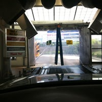 Photo taken at Mike's Carwash by Rebecca W. on 8/13/2011
