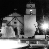 Photo taken at Mission San Buenaventura by Mark M. on 6/16/2012