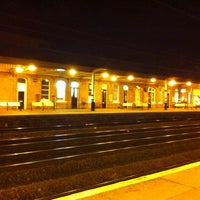 Photo taken at Doncaster Railway Station (DON) by Gary B. on 1/9/2011