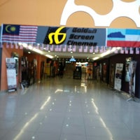 Photo taken at Golden Screen Cinemas (GSC) by Dom M. on 9/10/2012