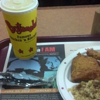 Photo taken at Bojangles' Famous Chicken 'n Biscuits by David C. on 8/4/2012