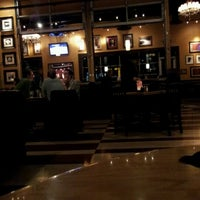 Photo taken at BJ's Restaurant and Brewhouse by Alex B. on 10/29/2011