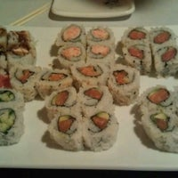 Photo taken at Shiso Sushi by Alethea M. on 1/31/2012
