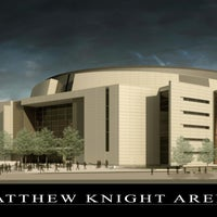 Photo taken at Matthew Knight Arena by Oregon Duck on 7/26/2011