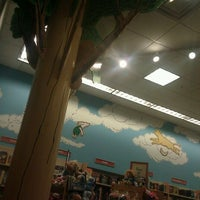 Photo taken at Barnes & Noble by Valerie R. on 9/1/2011
