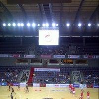 Photo taken at Britama Arena by Davianti K. on 1/21/2012
