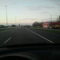 Photo taken at A50 (Hoenderloo) by Leon R. on 10/20/2011