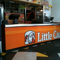 Photo taken at Little Caesars by Maik H. on 4/30/2012