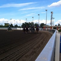 Photo taken at The Horses at Northlands Park by Heidi W. on 8/4/2012