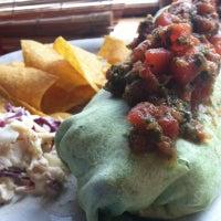 Photo taken at Black Cat Burrito by Sheena B. on 9/2/2012