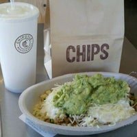 Photo taken at Chipotle Mexican Grill by Kimberly N. on 10/8/2011