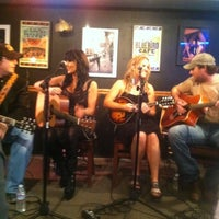 Photo taken at The Bluebird Cafe by Glenn Z. on 4/6/2012