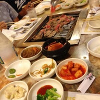 Photo taken at Cham Sut Gol Korean BBQ by Kathlyn A. on 8/6/2012