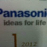 Photo taken at Panasonic Manufacturing (Thailand) Co.,Ltd. by atom m. on 1/20/2012
