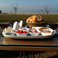 Photo taken at Elif Cafe by İlke H. on 2/26/2012