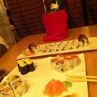 Photo taken at Suzuki Sushi by Jennifer M. on 8/27/2011