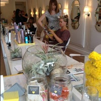 Photo taken at Drybar by Heather on 8/3/2012