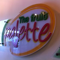 Photo taken at Fruit Palette by Dave D. on 8/26/2011