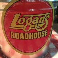 Photo taken at Logan's Roadhouse by Preston D. on 7/24/2012