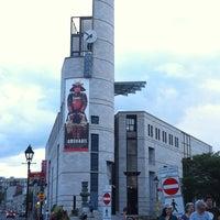 Photo taken at Musée d'art contemporain de Montréal (MAC) by Sergio V. on 8/1/2012