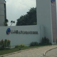 Photo taken at Universitas Esa Unggul by ruben on 4/17/2012