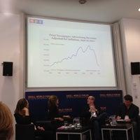 Photo taken at Skoll World Forum by Hiroyasu I. on 3/29/2012