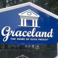 Photo taken at Graceland by Aaron D. on 5/11/2012