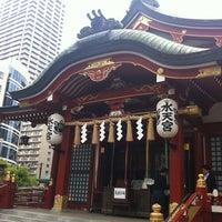 Photo taken at 水天宮 by Machiko on 5/21/2012