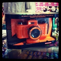 Photo taken at Lomography Gallery Store Gramercy by Sameer on 7/27/2012