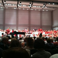 Photo taken at Bailey Hall by Benjamin R. on 6/10/2012