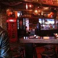 Photo taken at Baker Street Pub by Paulina S. on 4/5/2012