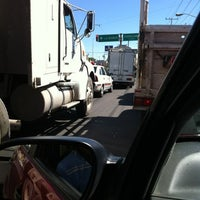 Photo taken at Central de Autobuses by Alejandro L. on 3/3/2012
