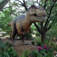 Photo taken at Houston Zoo by Kurt S. on 4/27/2012