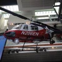 Photo taken at Newseum by Joseph O. on 7/12/2012