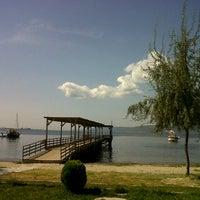 Photo taken at Park Yeşil by Tuba A. on 9/13/2012