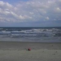 Photo taken at Beach by JTakaFace on 9/11/2012