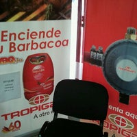 Photo taken at Tropigas de Panama by Hernan G. on 2/3/2012