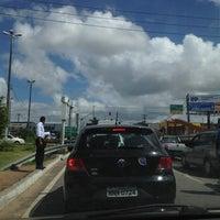 Photo taken at Avenida Bacharel Tomaz Landim by Helio - H. on 7/24/2012
